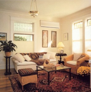 Indoor LG Ductless Air Conditioning Roanoke VA
