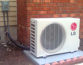 LG Ductless Air Conditioning | Roanoke VA
